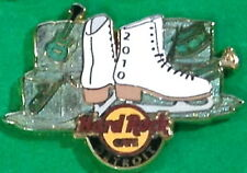 Hard Rock Cafe Detroit 2010 Frozen Four Hockey Pin Ice Skates Oops! - Hrc #53720