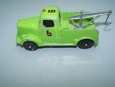 """Rare Tootsietoy Tutsitoys 6 """" 1947 Mack Tow Truck Made In MEXICO"""