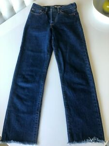 Levis Womens Blue Wedgie Straight Size 26 AU New Without Tags
