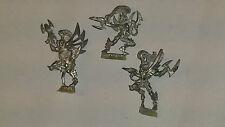 Warhammer 40k Eldar oscuro wych X 3-Metal-Oop