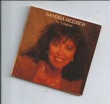 "SANDRA REEMER - La colegiala 3""CD SINGLE 2TR 1990 BOLLAND & BOLLAND"