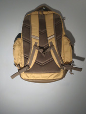 Large Brown Outdoor Backpack