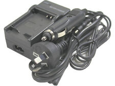 NB-7L Battery Charger AC/DC for Canon NB7L PowerShot G10 G11 G12 SX30 IS CB-2LZE