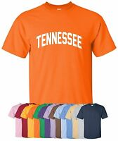 """New """"Tennessee"""" T-Shirt in S-4XL, 30+ Colors! volunteers state titans nashville"""