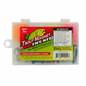 NEW Trout Magnet TNT 96PC KIT