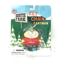 Comedy Central South Park 1998 Cartman Key Chain New/Factory Sealed