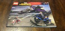 LEGO 76047 Marvel Super Heroes Black Panther Pursuit Manual Only