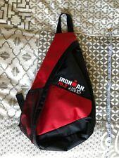 Sling Shoulder Gear Bag Triathlon Ironman 70.3 Lake Placid