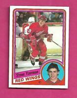 1984-85 TOPPS # 49 RED WINGS STEVE YZERMAN  ROOKIE NRMT CARD (INV# D3159)