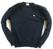 Lacoste Pullover Sweater Marineblau Gr. 5/L