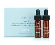 SKINCEUTICALS CE FERULIC C E 5 travel samples X 5ML EACH Total 25 ml fresh new