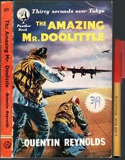 WWII  The AMAZING Mr DOOLITTLE Quentin Reynolds suicide bomber oin Japan)