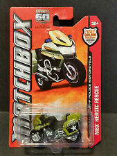 2012 Matchbox MBX Heroic Rescue  BMW 1200 RT-P Police Motorcycle Unit 5