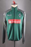 Borussia Mönchengladbach Zip Pullover Gr. 152 164 M L XL 2XL 3XL BMG NEU Troyer