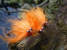 3 St. UGLY FREDE Streamer # 6 Top Forellen-Trout-Killer-See-Teich-Fluß Put&Take