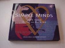 SIMPLE MINDS LOVE SONG PART 1 !!!!!!!!!!!!!EURO ONLY CD