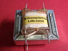 TON AUSGANGSÜBERTRAGER 100V TECHNIK ~5W TRAFO f.TELEFUNKEN LAUTSPRECHER  23684