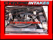 96 97 98 99-05 CHEVY S10/ZR2/BLAZER/SONOMA/JIMMY 4.3L V6 COLD AIR INTAKE HS BLKR