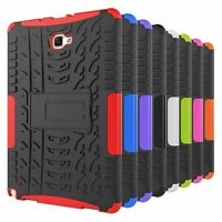 Hybrid Shockproof Case Cover for Samsung Galaxy Tab A 10.1 (2016) SM-P580/P585