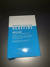 New Rodan And Fields Redefine Acute Care 10 pairs of strips- Sealed 20 Strips