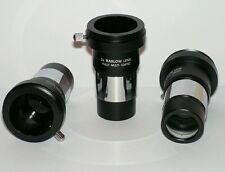 """1.25"""" 2 x Barlow lens with T mount adapter thread"""