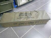 British Army Lightweight Transit Case Storage Ammo Box Hardware Airsoft Military