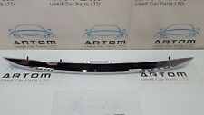 2012 TOYOTA AVENSIS T27 SALOON FACELIFT TAILGATE BOOT HANDLE PANEL IN CHROME