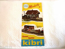 Kibri Prospekt 1963 Spur H0 Top