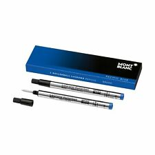 Montblanc Rollerball LeGrand Refills (B) Pacific Blue 113841 – Pen Refills