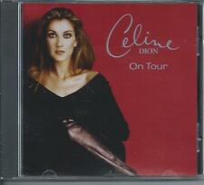 CELINE DION - On Tour (US PRINT!!) CD 5TR LIMITED EDITION 1998 (A33866) RARE!!