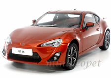 CENTURY DRAGON 1002C 2013 13 TOYOTA GT 86 LEFT HAND DRIVE 1/18 DIECAST COPPER