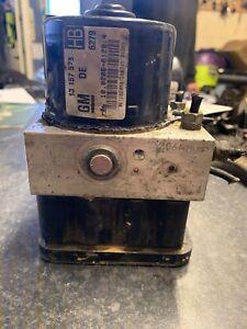 Astra H Mk5 Zafira B ABS Pump HB 13157578