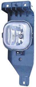 Fog Light Assembly Left Maxzone 330-2026L-AC
