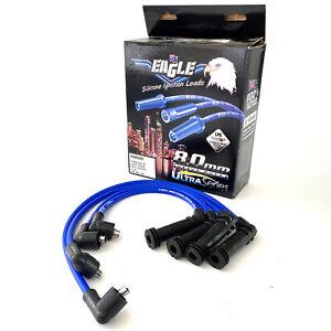 EAGLE 8mm 4cyl Ignition Lead Kit Fits Honda Civic Shuttle Wagon 12