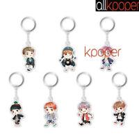 KPOP BTS Key Chain Wings Keyring Bangtan Boys Keychain JUNGKOOK SUGA JIMIN