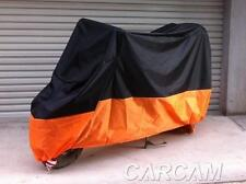 New listing Xxl Waterproof Motorcycle Cover For Harley Davidson Xl Sportster 883 1200 Custom