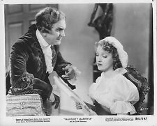 NAUGHTY MARIETTA original MGM lobby publicity still photo JEANETTE MACDONALD