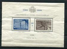 Latvia/Lettland 1938 Mi Block 2 Sc B97 MNH Charity Reconstruction Fund l1426s