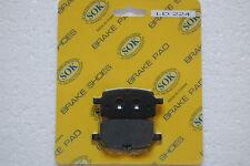 FRONT BRAKE PADS fits YAMAHA BWS 50, 02-11 BWs50 BW's50 YW50 Zuma50
