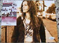READ! EXTREMELY RARE! Alanis Morissette Signed Autographed 8x10 Photo JSA COA!