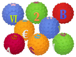 Supportive Solutions Small Latex Pet Balls - Eight Pack (Petzplus Format)