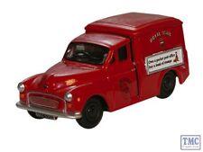 76MM015 Oxford Diecast Morris Minor Van Royal Mail 1/76 Scale OO Gauge