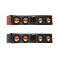 Klipsch RP-440C Center Speaker Ebony Only Open Box. 100% Perfect. 1 Unit