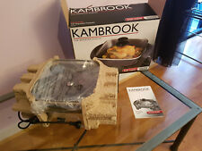 "Kambrook Essentials 12"" Square Electric Frypan - KEF120"