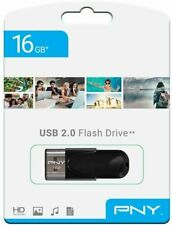 PNY USB Memory Stick Flash Drive 16GB USB 2.0 Attache 4 Flash Stick Pen Memory