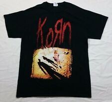 Rare Vintage Korn Concert T Shirt Size Medium