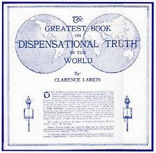 "The Greatest Book on ""Dispensational Truth"" in the World. on CD"