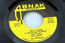 Jon & Robin: Do It Again a Little Bit Slower / If I Need Someone..  [VG+ Copy]