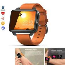 """3G Bluetooth Smart Watch 2.2"""" WIFI GPS SIM Watch Health Monitor for IOS Android"""