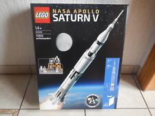 Lego 21309 NASA Apollo Saturn V, OVP, neu , versiegelt